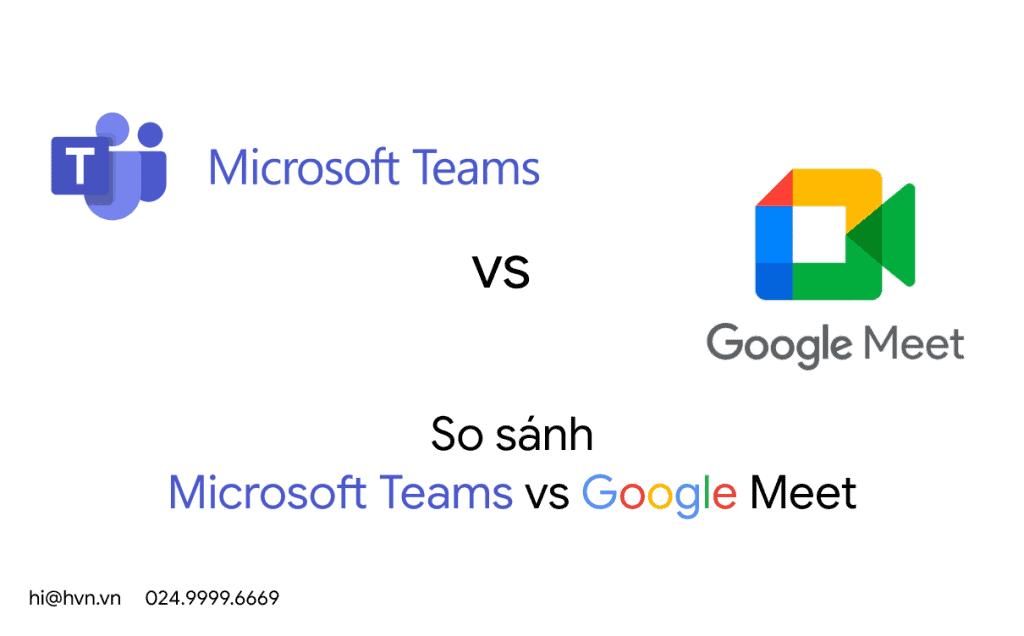 microsoft teams vs google meet