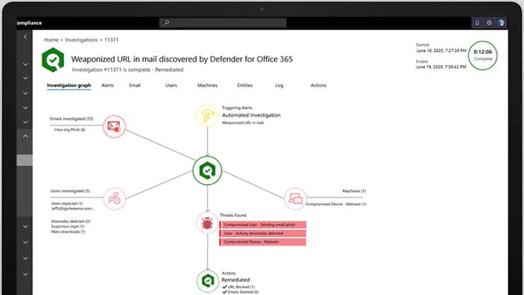 Defender Office 365 5
