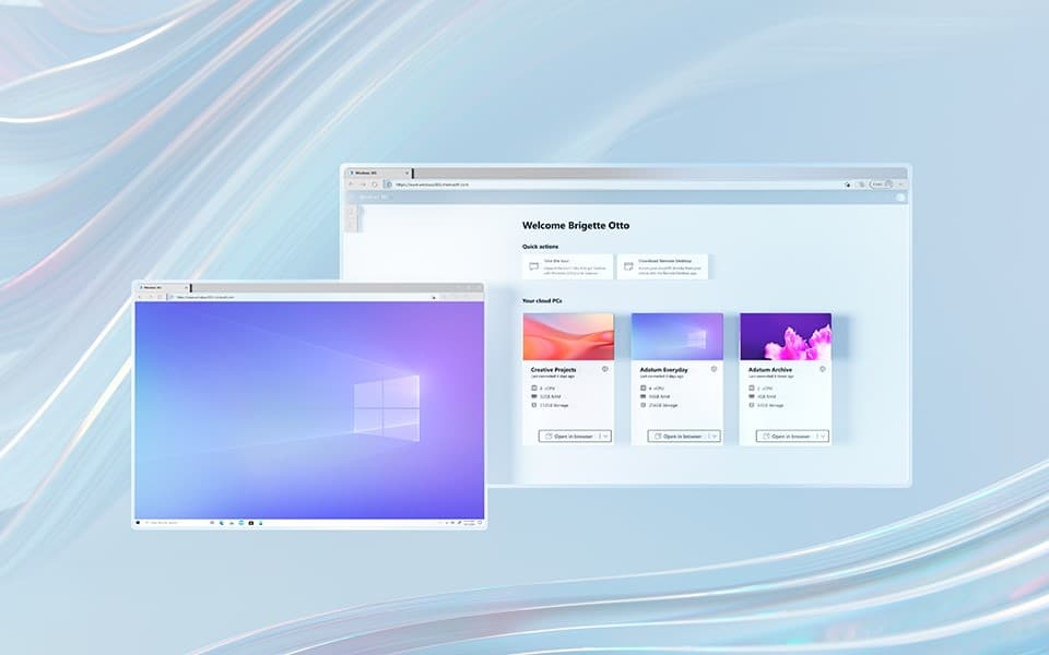 windows 365 cloud